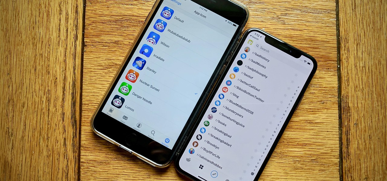 Best Ios Apps 2018 Reddit Best Reddit apps for iOS iMoreThe Best