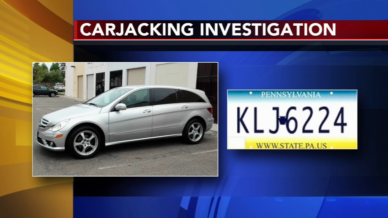 Driver Carjacked In Philadelphia Car Taken With Child Inside
