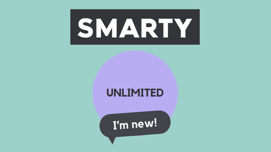 Get Unlimited Data Calls And Texts With Smarty S New 25 P M Flexible Sim Only Deal Phoneweek