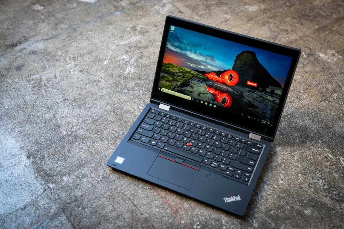 Lenovo ThinkPad L390 Yoga review: A chunky convertible business