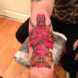 Geek Tattoos image 11