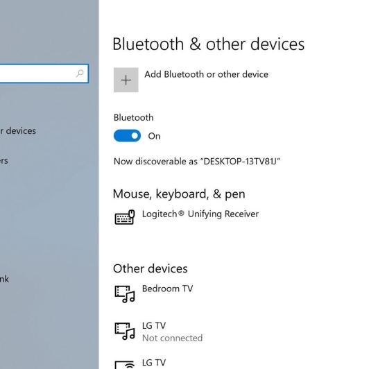 Logitech Unifying Receiver Bluetooth Hack