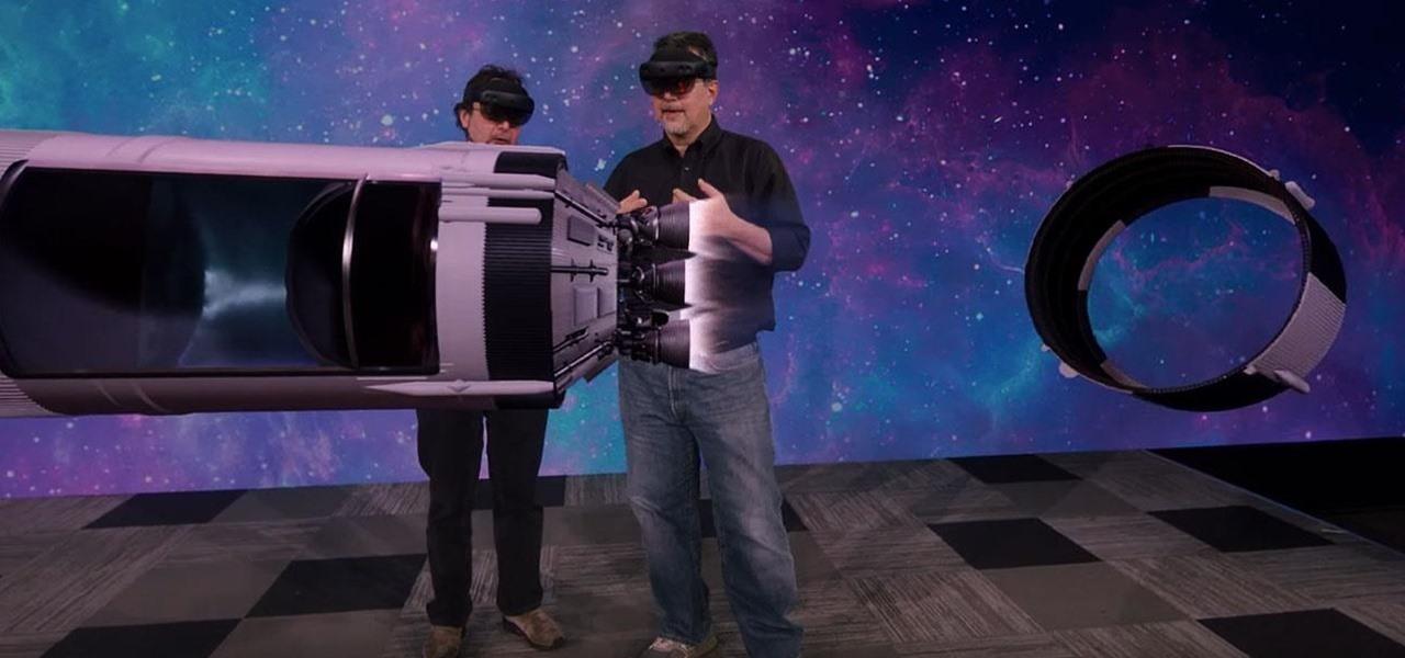 Microsoft's Live HoloLens 2 Apollo 11 Demo Didn't Take