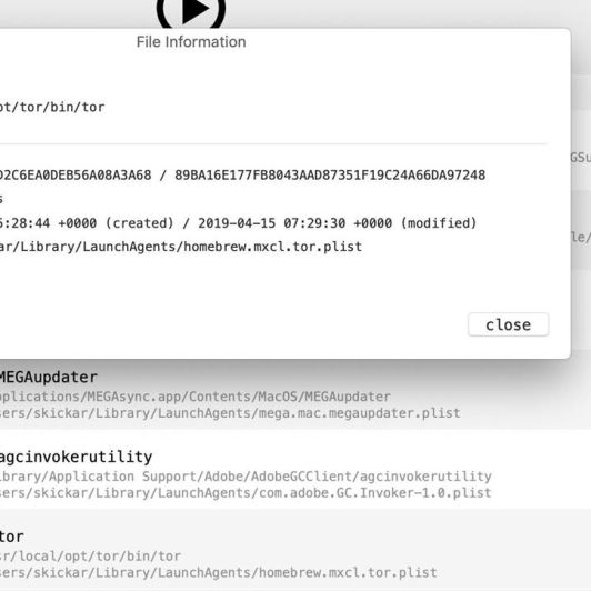 How to Check Your MacOS Computer for Malware & Keyloggers