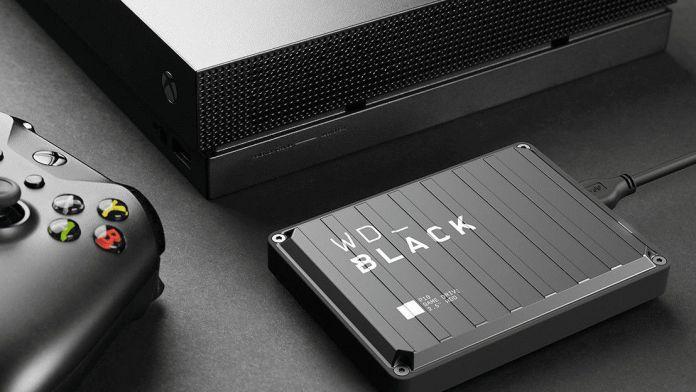 WD Black P10 Xbox