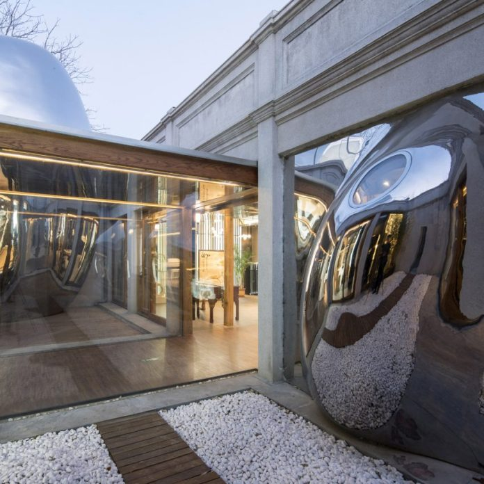 Top architecture and design jobs: Interior designers at MAD in Beijing, China