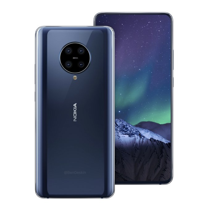 New Nokia 9.2 concept render paints an interesting picture ...