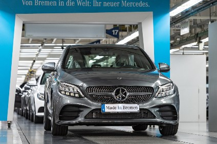 Automaklers including Daimler have been temporarily halting vehicle assembly in North America and Europe. How long for is the big unknown