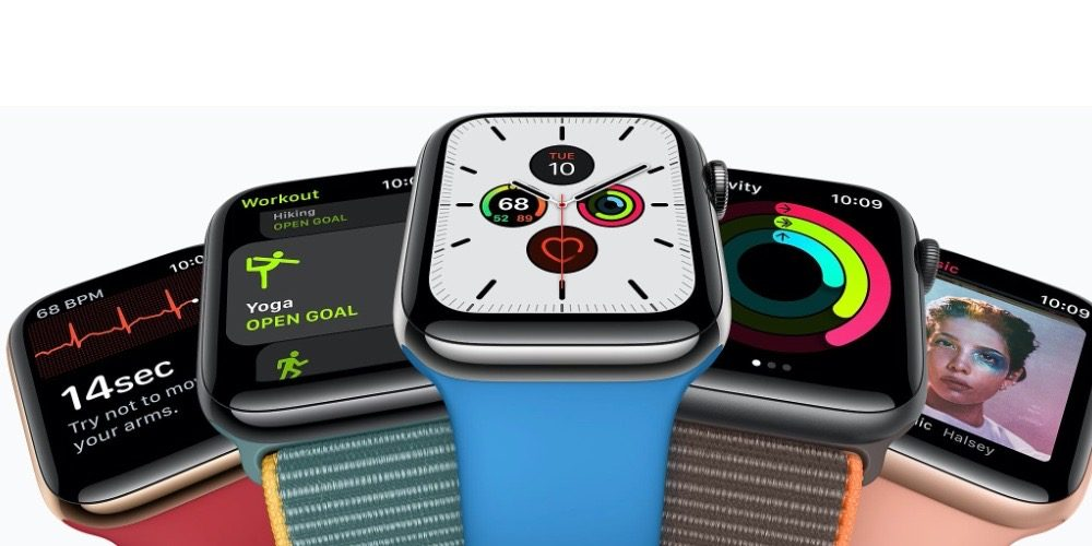 New Apple Watch bands feature Spring