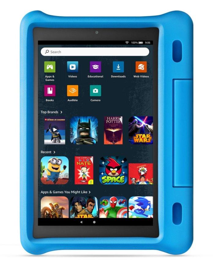 Amazon Kids Plus Fire Tablet