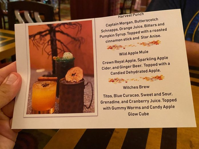harvest-punch-wild-apple-mule-witches-brew-the-wave-of-american-flavors-disneys-contemporary-resort-menu
