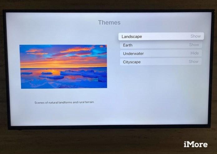 Tvos 14 Review Screen Saver Themes