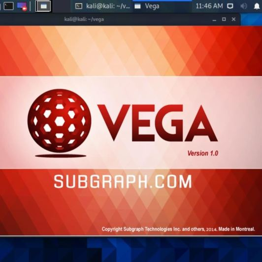 How to Scan Websites for Potential Vulnerabilities Using the Vega Vulnerability Scanner in Kali Linux
