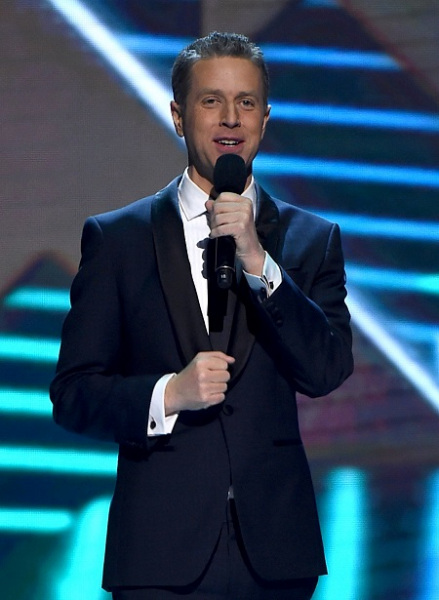 Geoff Keighley is the creator of The Game Awards.