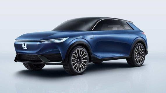 Honda electric SUV concept