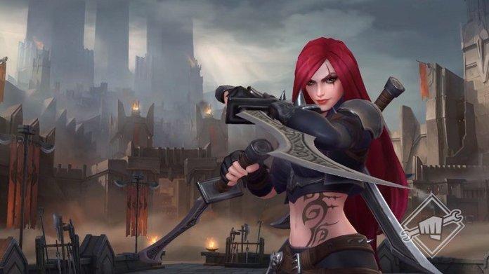 League Of Legends Wild Rift Katarina