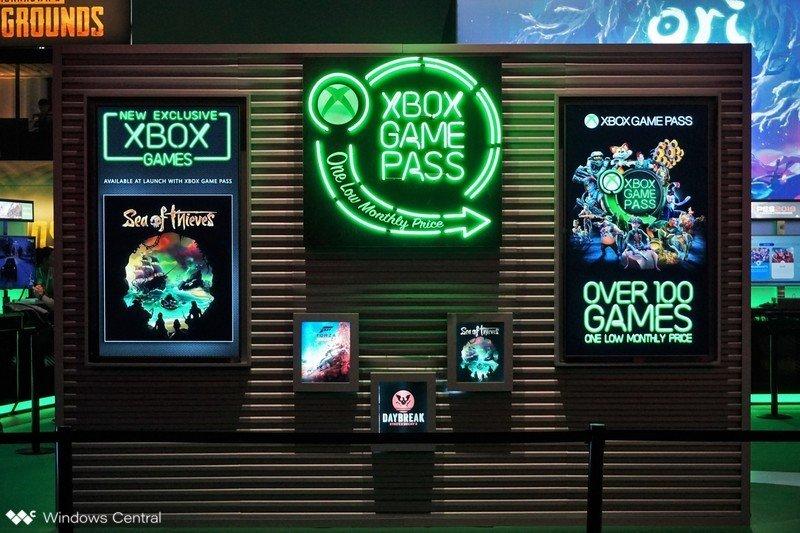 Xbox Game Pass at Gamescom 2018