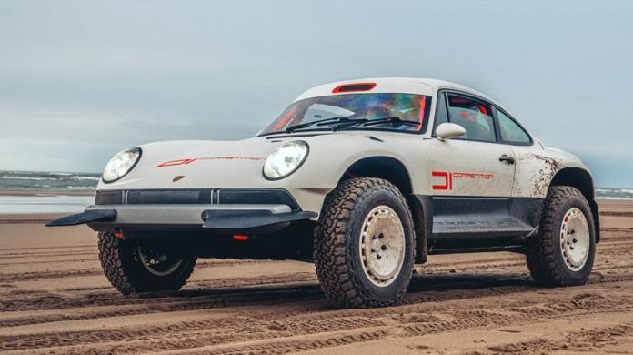 Porsche 911 Safari Reimagined by Singer
