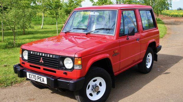 First generation Mitsubishi Pajero