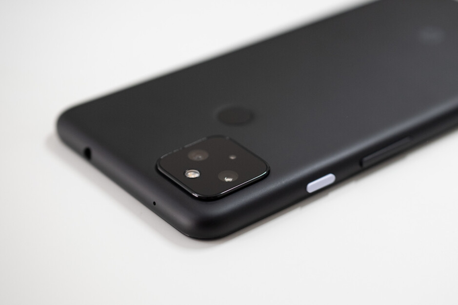 The Pixel 5a will have the same camera module as the Pixel 4a 5G (shown here) - Google Pixel 5a vs Pixel 4a 5G: early comparison