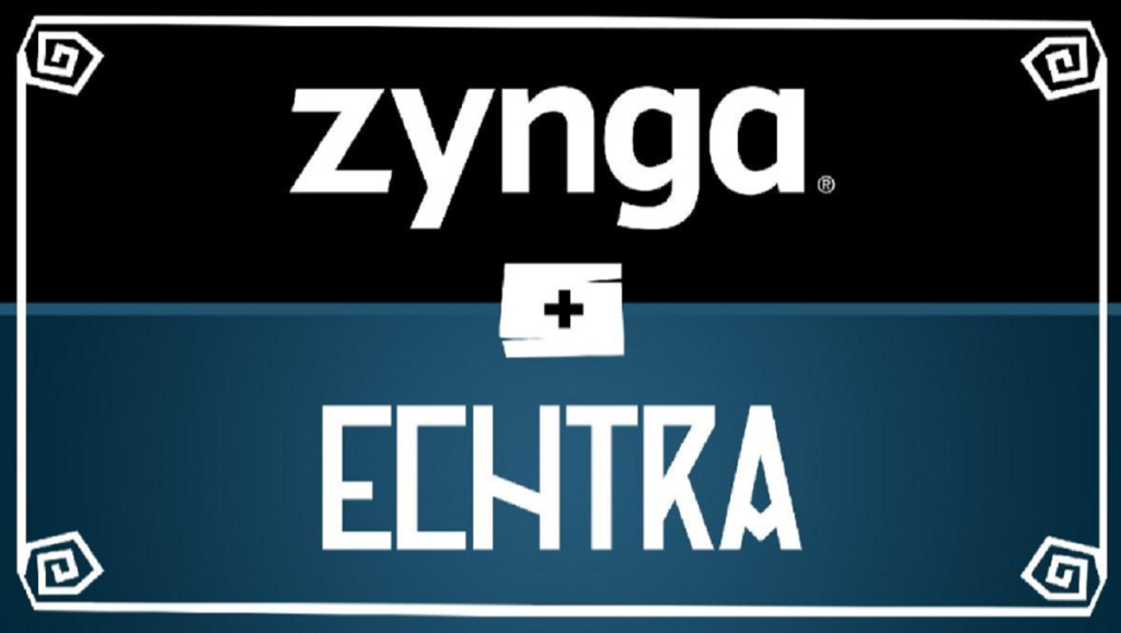 Zynga is moving into PC and console games with the Echtra deal.