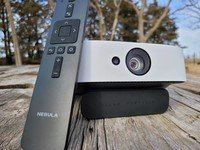 Review: The Anker Nebula Solar Portable Projector blows up Android TV