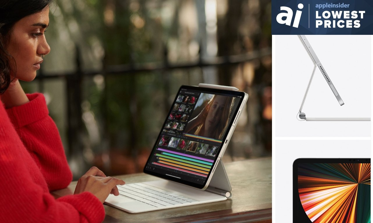 New M1 iPad Pro Deals Knock Up to $147 Off, $40 off ...