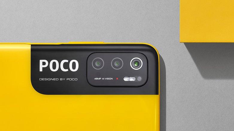 POCO M3 Pro All 5G Camera