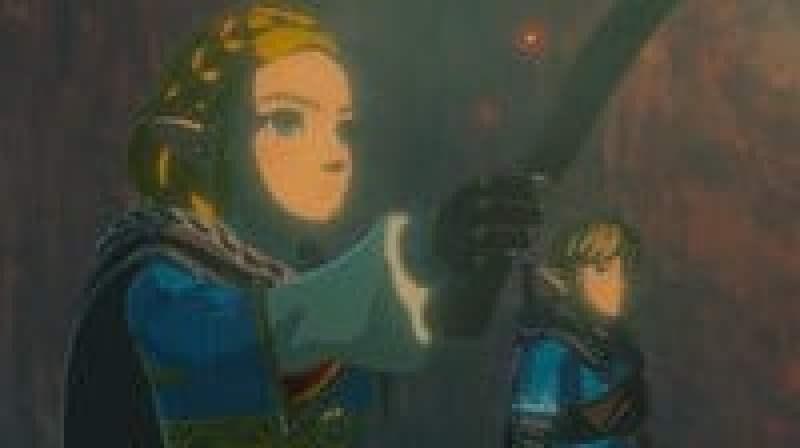 Breath Of The Wild Sequel Zelda Link