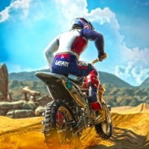 Dirt Bike Unchained App Icon