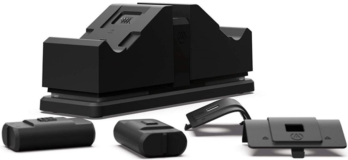 PowerA Dual Charging Station for Xbox
