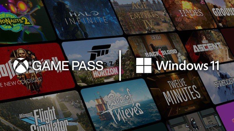 Xbox Game Pass and Windows 11