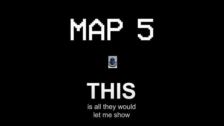 among us map 5