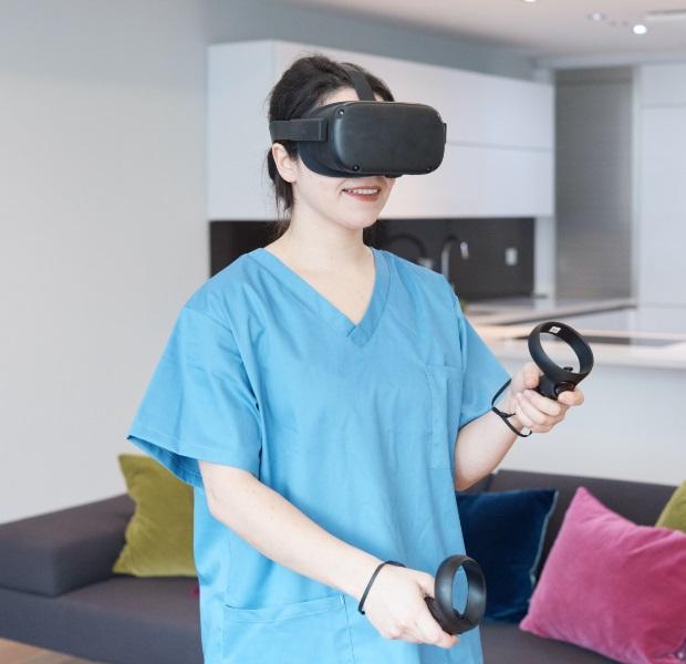 Virtual surgery is real.