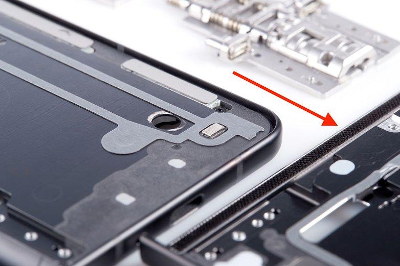 Samsung Galaxy Z fold 3 escovas nylon