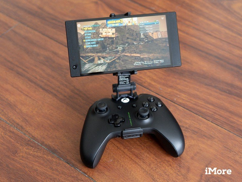Powera Moga Mobile Gaming Clip On Table