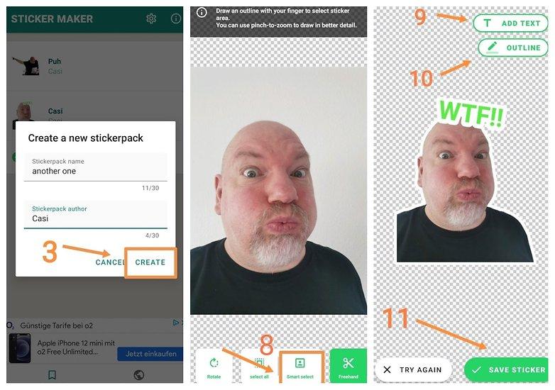 WhatsApp Sticker 2