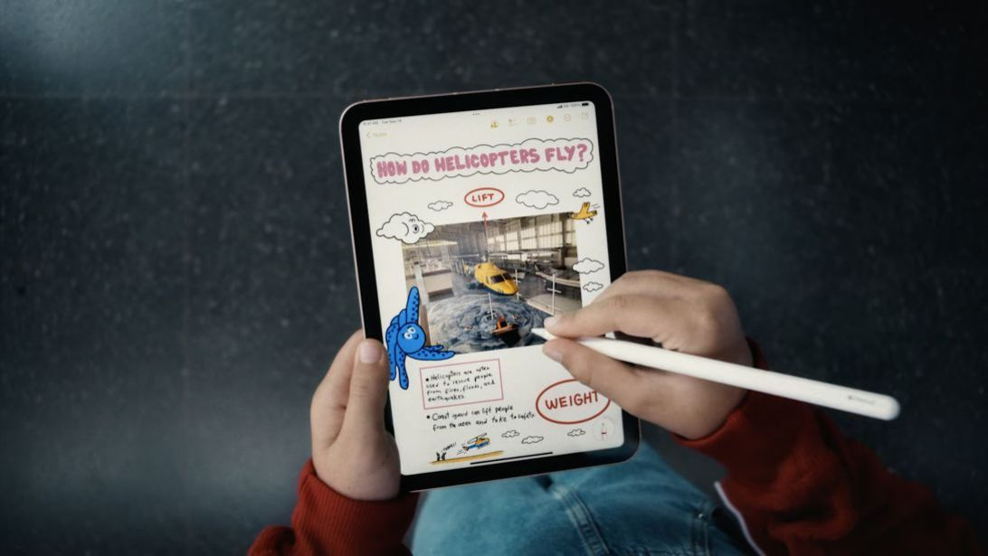 Apple Event new iPad