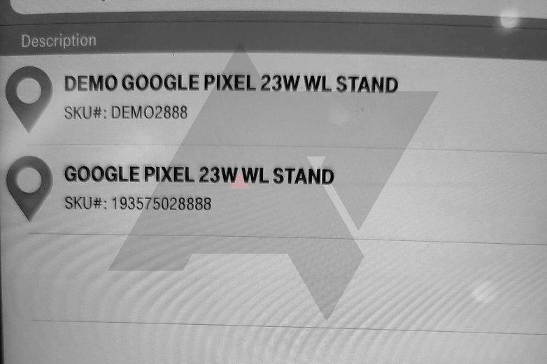 Pixel Stand 23 watt wireless charging