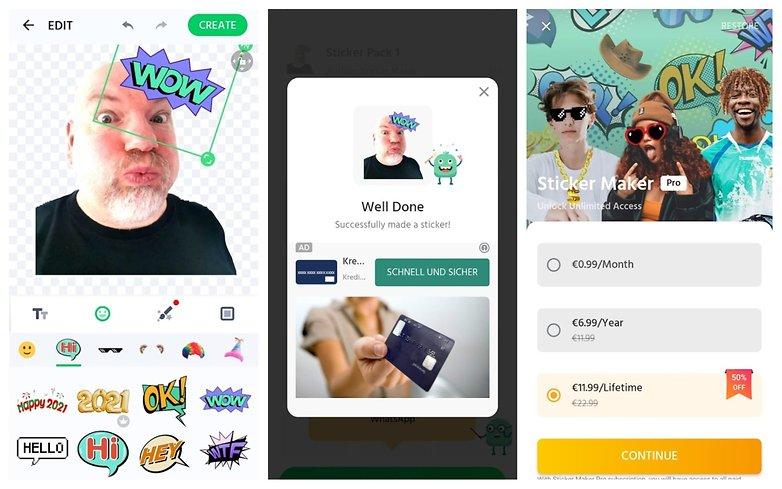 WhatsApp Sticker 1