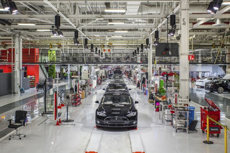 With New EV Tax Credits Being Proposed, is Tesla & Toyota Being Treated Unfairly Because They Don't Employ Union Workers?