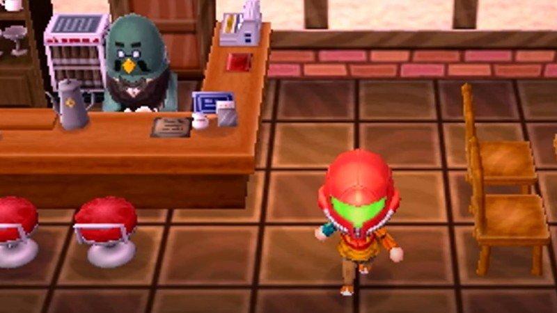 Animal Crossing New Leaf Brewster