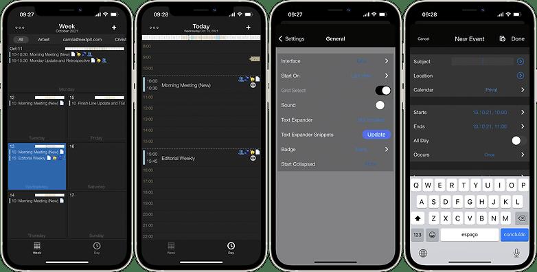 Free app day extreme week calendar