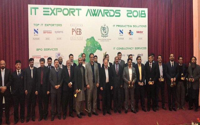 Best IT Exporters 2018 Of Pakistan Revealed in Pakistan Software Export Board IT Export Awards