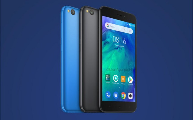 Xiaomi's First Android Go Smartphone Redmi Go Leaks In Full