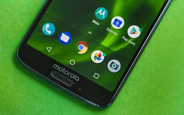 Moto G6 Android Pie