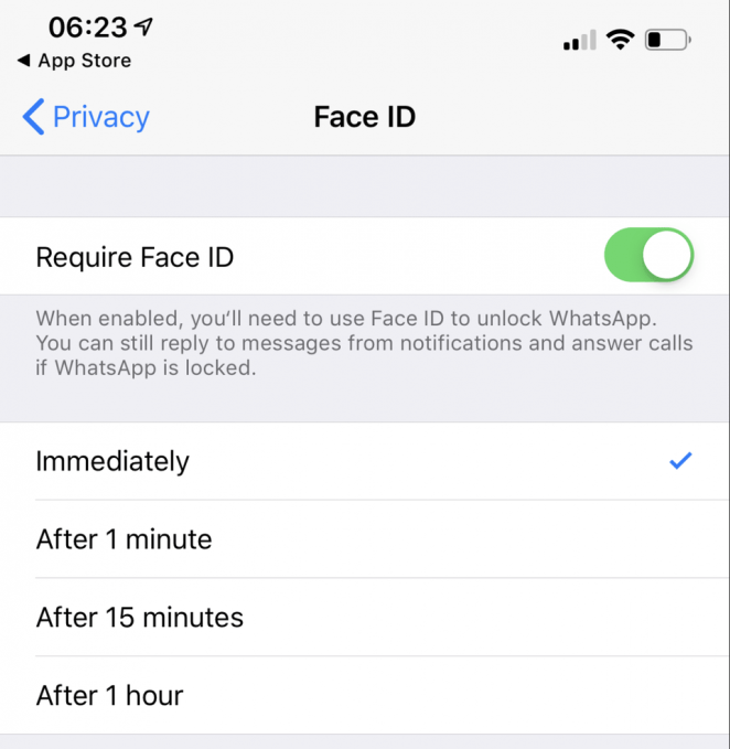WhatsApp for iOS gets New Security Feature: Here's how to Activate it