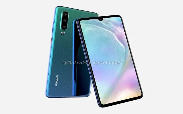 Huawei P30 Pre-Sales Will Start On March 27