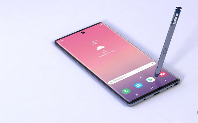 Samsung Galaxy Note10 Is Tipped To Feature 45W Fast Charging