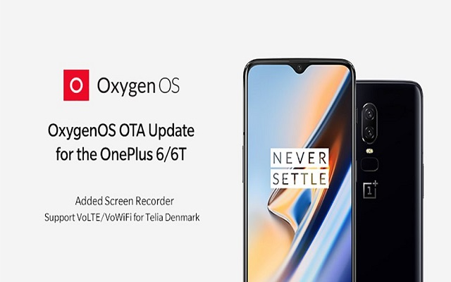 OnePlus 6/6T Obtain Display screen Recorder in New Replace